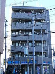 扇商事マンション[4階]の外観
