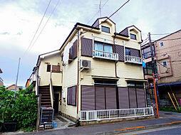 東京都西東京市下保谷2丁目の賃貸アパートの外観