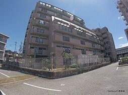 大阪府豊中市清風荘1丁目の賃貸マンションの外観