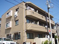 秋田マンション[301号室]の外観