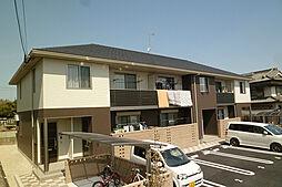 福岡県福岡市東区三苫6丁目の賃貸アパートの外観