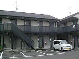 サテライトハウスB[2階]の外観