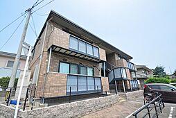 福岡県京都郡苅田町京町2丁目の賃貸アパートの外観