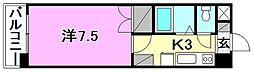 ジョイフル第1小坂[102 号室号室]の間取り