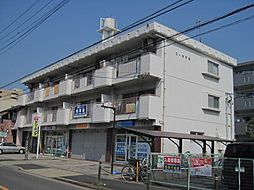 コーポ天道[2階]の外観