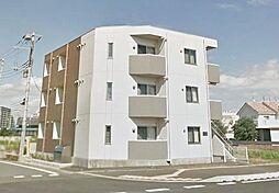 埼玉県さいたま市緑区下野田の賃貸マンションの外観