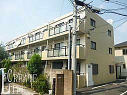 埼玉県さいたま市桜区西堀2丁目の賃貸マンションの外観