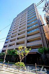 大阪府大阪市天王寺区寺田町1丁目の賃貸マンションの外観