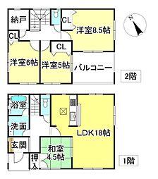 能登川駅 2,230万円