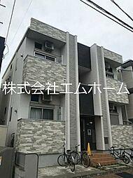 名鉄常滑線 豊田本町駅 徒歩9分の賃貸アパート