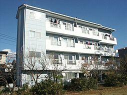 西山ハイツ3[2階]の外観