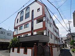 大阪府守口市大枝南町の賃貸マンションの外観