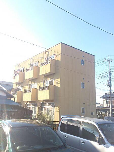 ハイツフレンド大友 3階の賃貸【群馬県 / 前橋市】