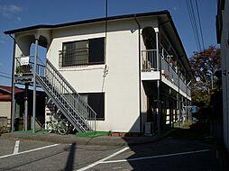 五十嵐コーポ[1階]の外観