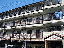 高知県高知市西久万の賃貸アパートの外観