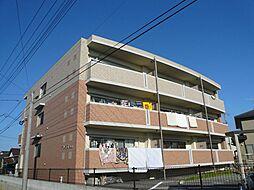 福岡県八女郡広川町大字太田の賃貸マンションの外観