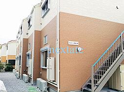 神奈川県横浜市金沢区野島町の賃貸アパートの外観