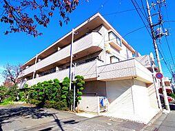 セプドール田村II[2階]の外観