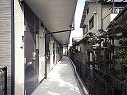 レオパレスアベンタ楽音寺[302号室号室]の外観