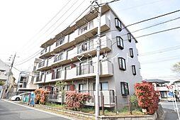 ボヌール西ヶ岡[3階]の外観