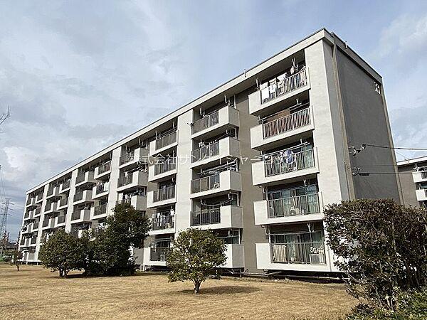 富士見町住宅33号棟 3階の賃貸【東京都 / 立川市】