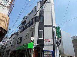 福島エンビィマンション[4階]の外観