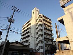 デアリックス広畑[8階]の外観