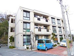 岡田山ハイツ[B302号室]の外観