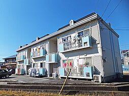 ハイツ山田[202号室]の外観