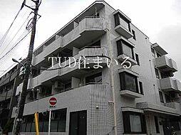 マートルコート西台[1階]の外観