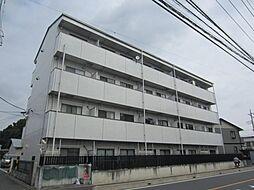 埼玉県新座市新堀1丁目の賃貸マンションの外観