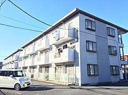 埼玉県越谷市南町1丁目の賃貸マンションの外観