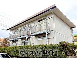 大竹コーポA[101号室]の外観