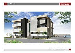 仮称泉佐野市高松東プロジェクト[1階]の外観