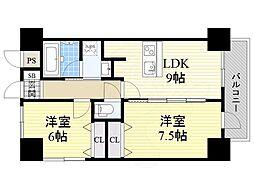 大国町駅 11.0万円