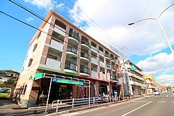 兵庫県神戸市垂水区向陽2の賃貸マンションの外観