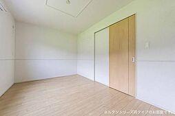 シャンティアIの居室