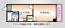 第7友建ビル[403号室]の間取り