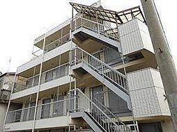 フローラ大倉[4階]の外観