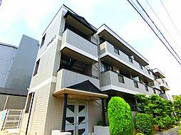 大阪府堺市南区深阪南の賃貸アパートの外観