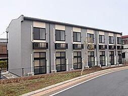 埼玉県川口市桜町3丁目の賃貸アパートの外観