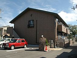 シュメール上屋敷B[2階]の外観