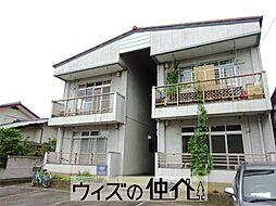 田嶋マンション[201号室]の外観