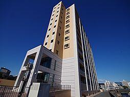 栃木県宇都宮市天神1丁目の賃貸マンションの外観