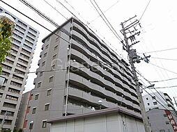 グランドソーワ今福鶴見[8階]の外観