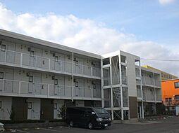 レオパレスグリチーネ[3階]の外観