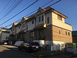 [テラスハウス] 神奈川県横浜市青葉区梅が丘 の賃貸【/】の外観