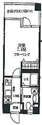 ガーデンハイム3[2階]の間取り
