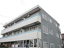 栃木県宇都宮市戸祭2丁目の賃貸マンションの外観