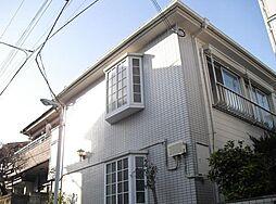 東京都板橋区大谷口1丁目の賃貸アパートの外観